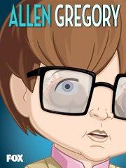 Serie TV Allen Gregory immagine di copertina