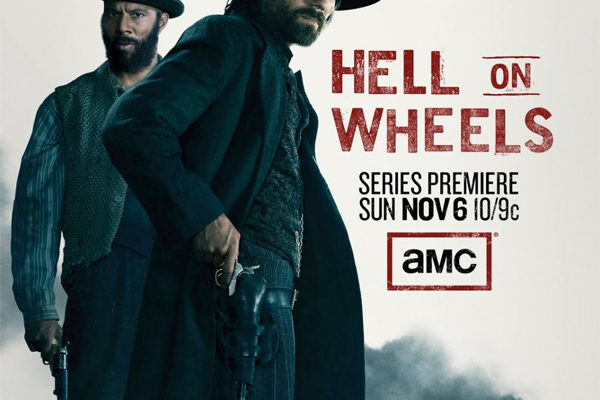 Serie TV Hell on Wheels immagine di copertina