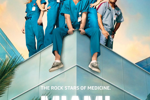 Serie TV Miami Medical immagine di copertina
