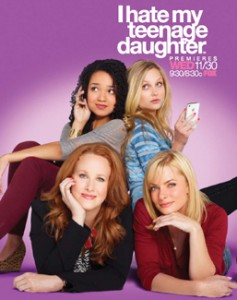 Serie TV I Hate My Teenage Daughter immagine di copertina