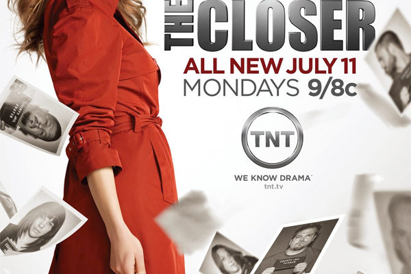 Serie TV The Closer immagine di copertina