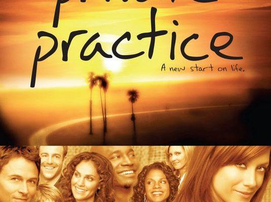 Serie TV Private Practice immagine di copertina