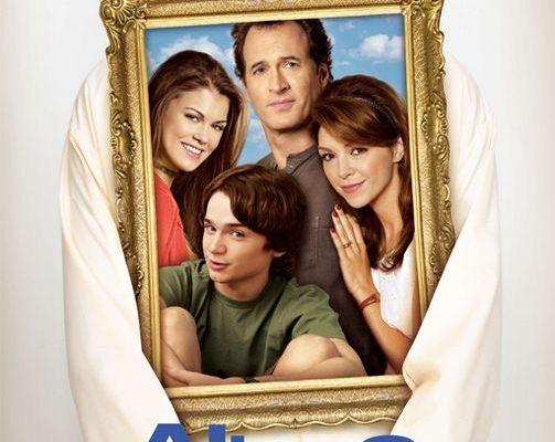 Serie TV Aliens in America immagine di copertina