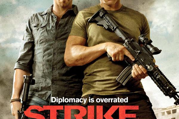 Serie TV Strike Back immagine di copertina