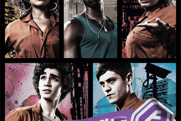 Serie TV Misfits immagine di copertina