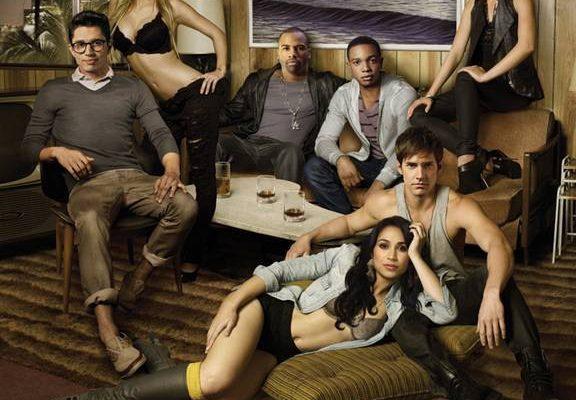 Serie TV The L.A. Complex immagine di copertina