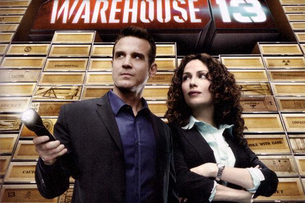 Serie TV Warehouse 13 immagine di copertina