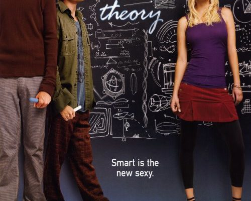 Serie TV The Big Bang Theory immagine di copertina