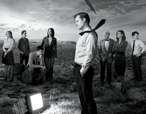 Serie TV The Newsroom immagine di copertina