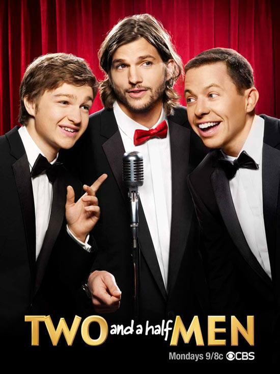 Serie TV Due uomini e mezzo immagine di copertina