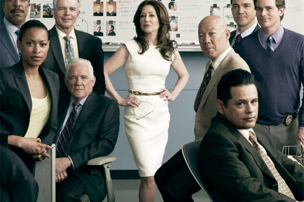 Serie TV Major Crimes immagine di copertina