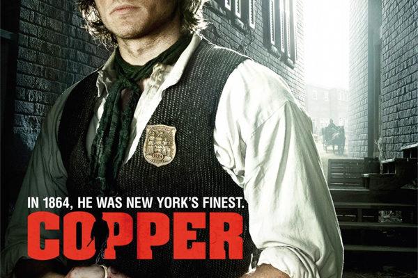 Serie TV Copper immagine di copertina