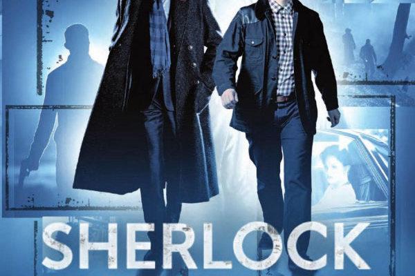 Serie TV Sherlock immagine di copertina
