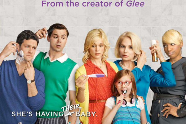 Serie TV The New Normal immagine di copertina