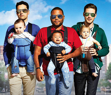 Serie TV Guys with Kids immagine di copertina