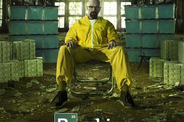 Serie TV Breaking Bad immagine di copertina