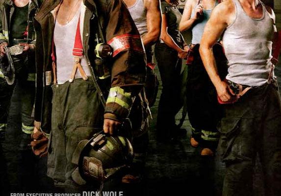 Serie TV Chicago Fire immagine di copertina