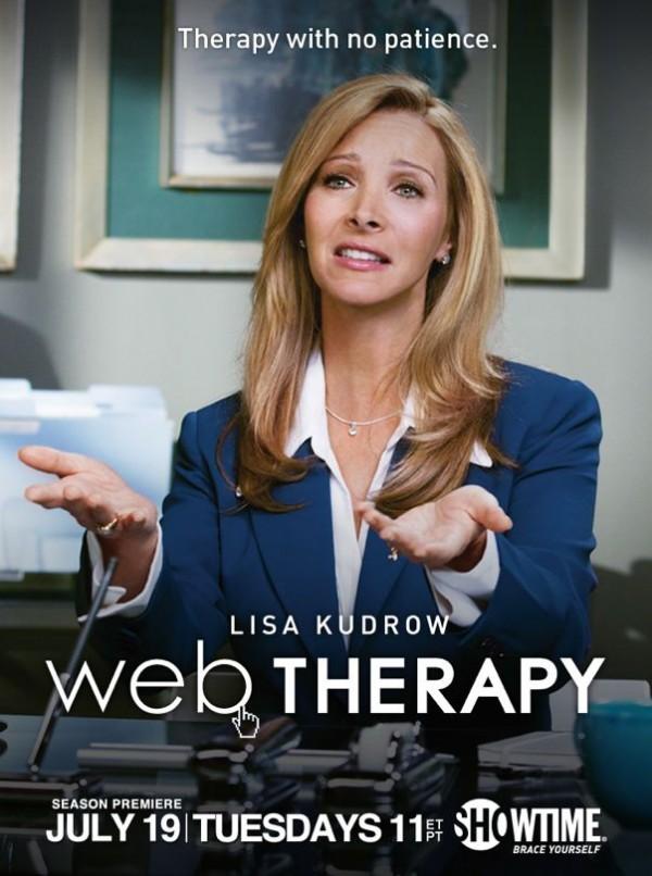 Serie TV Web Therapy immagine di copertina