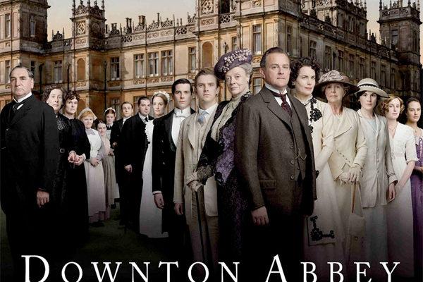 Serie TV Downton Abbey immagine di copertina