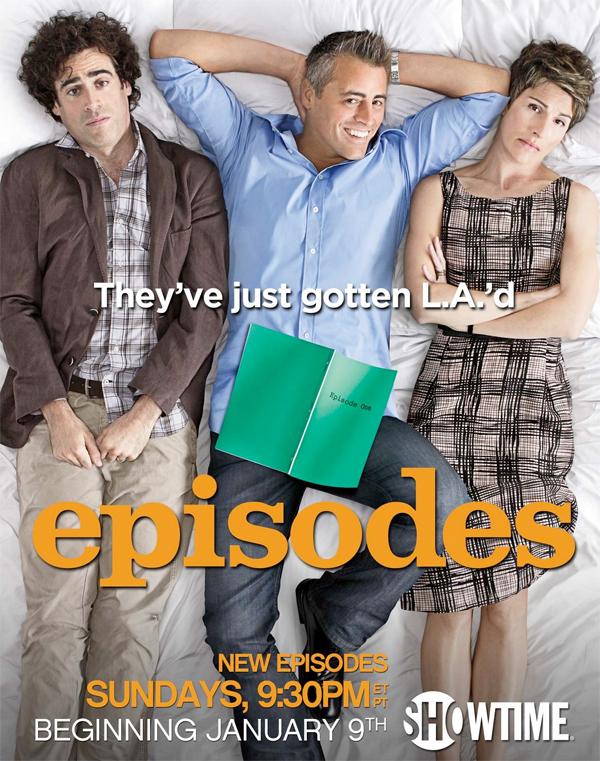 Serie TV Episodes immagine di copertina