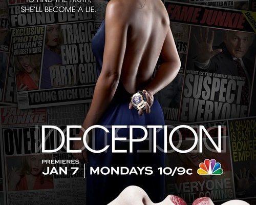 Serie TV Deception immagine di copertina