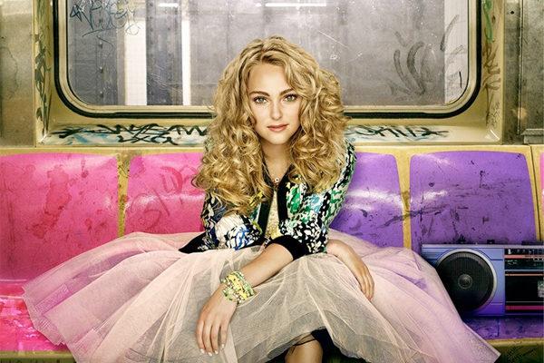 Serie TV The Carrie Diaries immagine di copertina