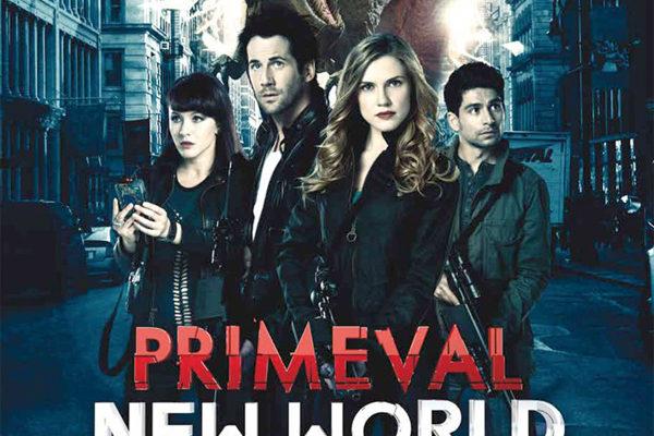 Serie TV Primeval: New World immagine di copertina