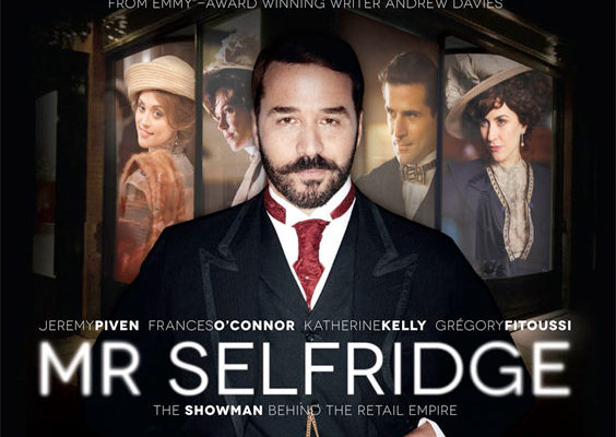 Serie TV Mr Selfridge immagine di copertina