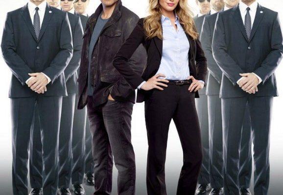Serie TV King & Maxwell immagine di copertina
