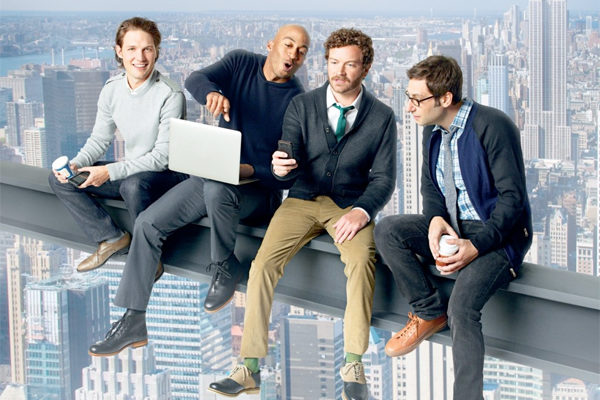 Serie TV Men at Work immagine di copertina