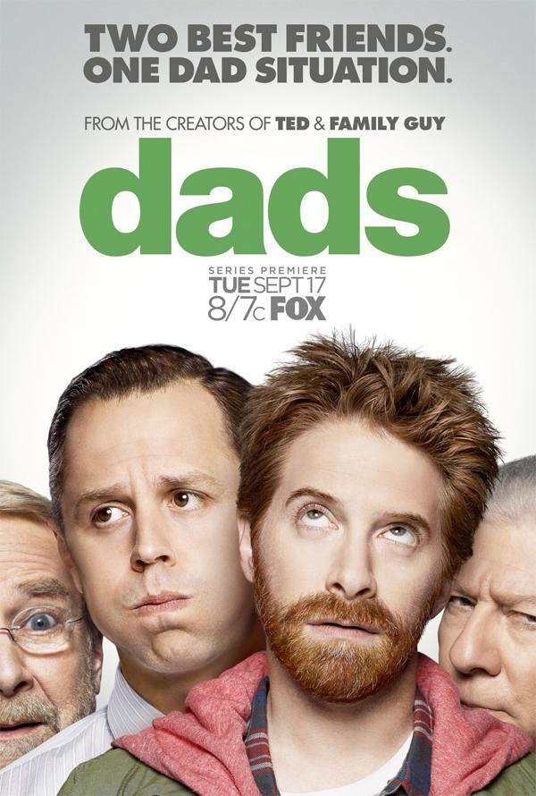 Serie TV Dads immagine di copertina