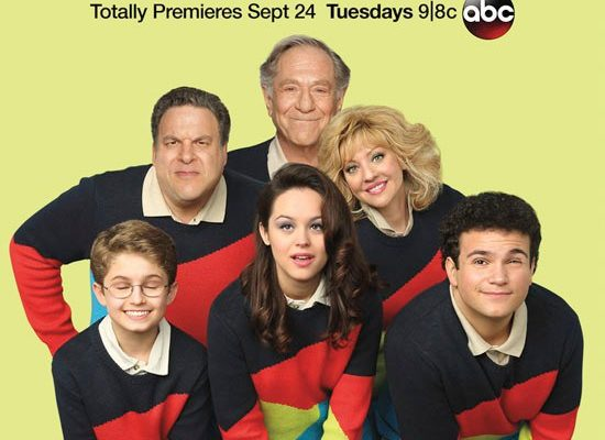 Serie TV The Goldbergs immagine di copertina