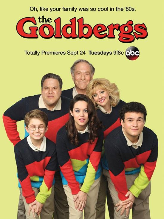 Serie TV The Goldbergs immagine di copertina