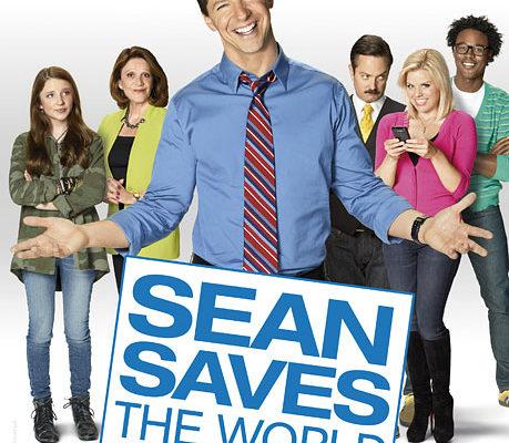 Serie TV Sean Saves the World immagine di copertina