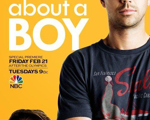 Serie TV About a Boy immagine di copertina
