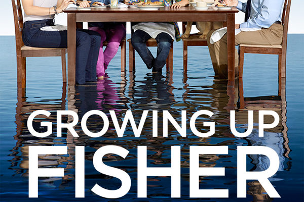 Serie TV Growing Up Fisher immagine di copertina