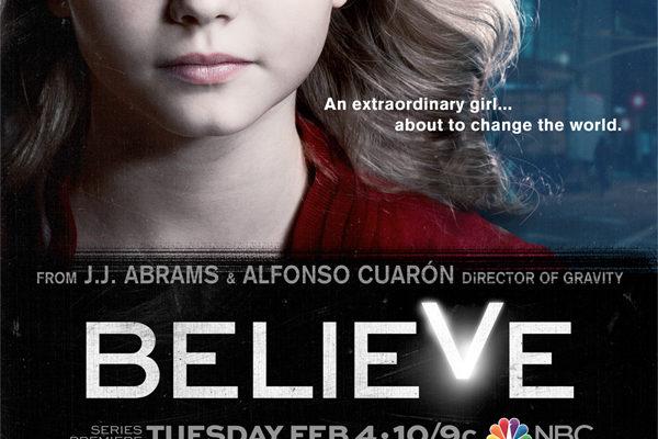 Serie TV Believe immagine di copertina