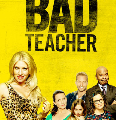 Serie TV Bad Teacher immagine di copertina