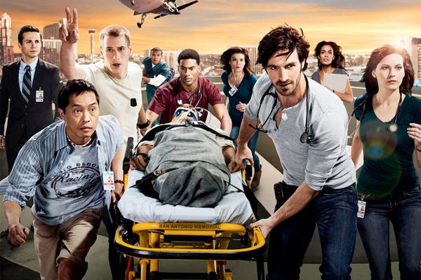 Serie TV The Night Shift immagine di copertina