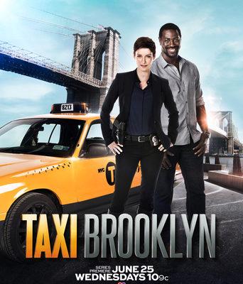 Serie TV Taxi Brooklyn immagine di copertina
