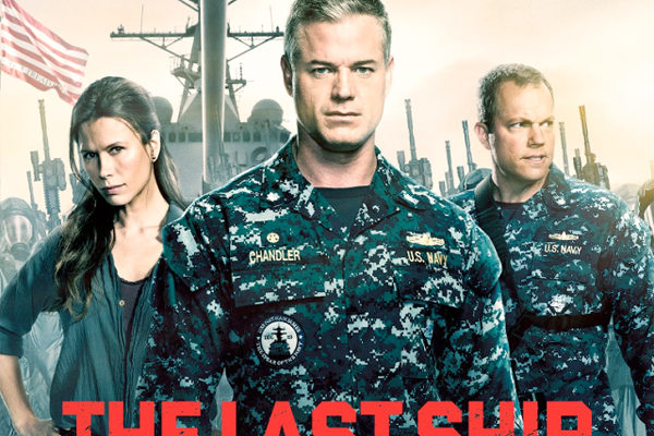Serie TV The Last Ship immagine di copertina