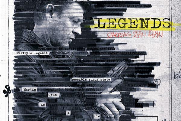 Serie TV Legends immagine di copertina