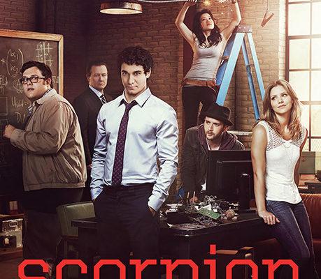 Serie TV Scorpion immagine di copertina