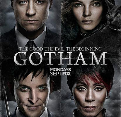 Serie TV Gotham immagine di copertina