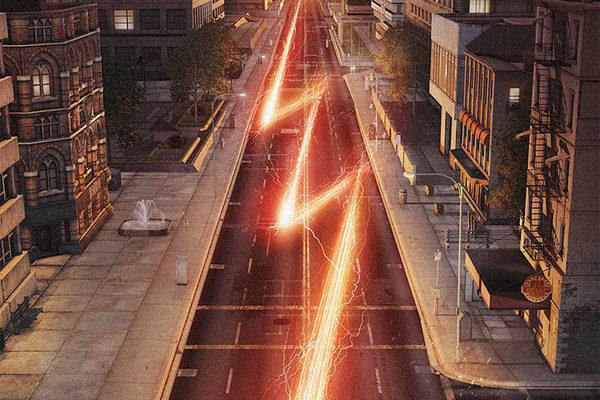 Serie TV The Flash immagine di copertina