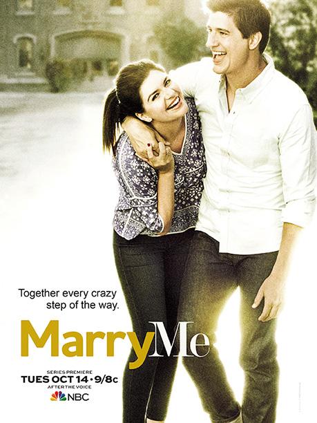 Serie TV Marry Me immagine di copertina