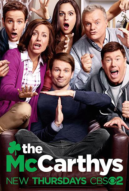 Serie TV The McCarthys immagine di copertina