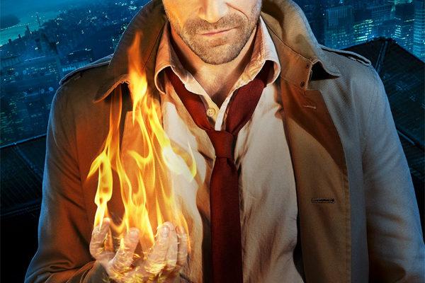 Serie TV Constantine immagine di copertina