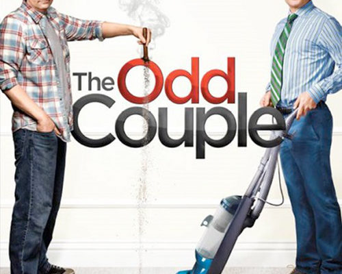Serie TV The Odd Couple immagine di copertina