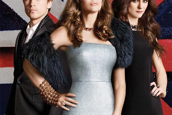 Serie TV The Royals immagine di copertina